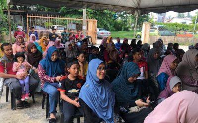 Eid Fitri Celebration for Orphan 2019