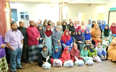 Iftar and Contribution from Sobella Beauty Kota Bharu