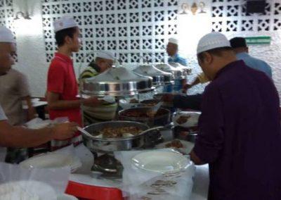 Iftar Masjid Bukit Abal 11