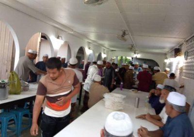 Iftar Masjid Bukit Abal 2