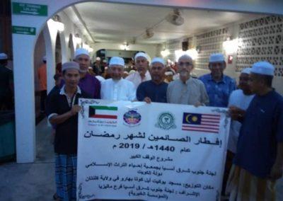 Iftar Masjid Bukit Abal 9