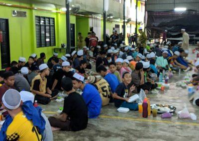 Iftar Masjid Hafsah binti Umar 5