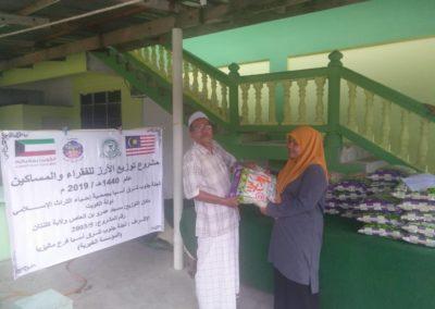 RICE 2019 - Distribution at Masjid Amru bin Asr (3)