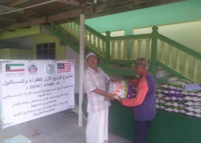 RICE 2019 - Distribution at Masjid Amru bin Asr (4)