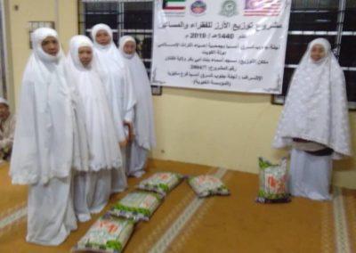 RICE 2019 - Distribution at Masjid Asma Abu Bakar (3)