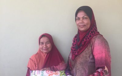 RICE 2019 – Distribution at Masjid Istana Kubang Kerian