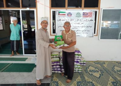 RICE 2019 - Distribution at Masjid Kg Huda (4)
