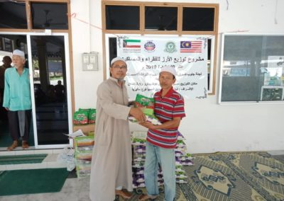 RICE 2019 - Distribution at Masjid Kg Huda (5)
