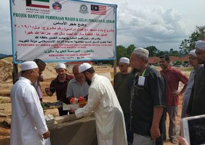 projek bina masjid di machang (15)