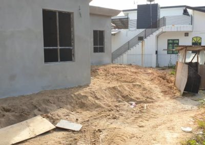march 2020 - Mosque Construction Project in Machang 3