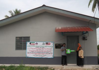news okt 2020 - Handover Five Houses for Orphan and Asnaf 1