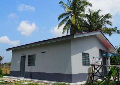 news okt 2020 - Handover Five Houses for Orphan and Asnaf 3