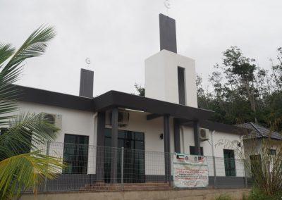 Fatimah Mosque Construction 2