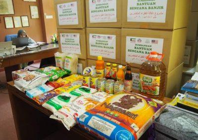 update jan 2021 - aid kit for flood victim