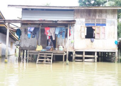 update jan 2021 - bantuan banjir Lubuk Jong 2