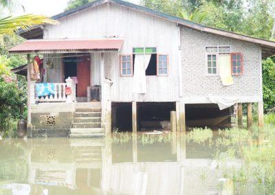 update jan 2021 - bantuan banjir Lubuk Jong 5