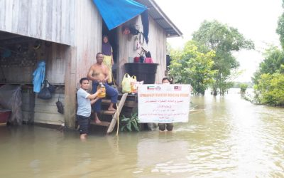 """Aid Kit for Flood Victim"" Distribution Second Series"