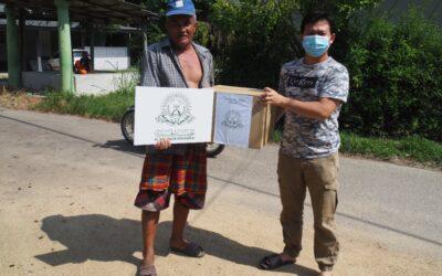 Assistance Kit Distribution Program for Asnaf